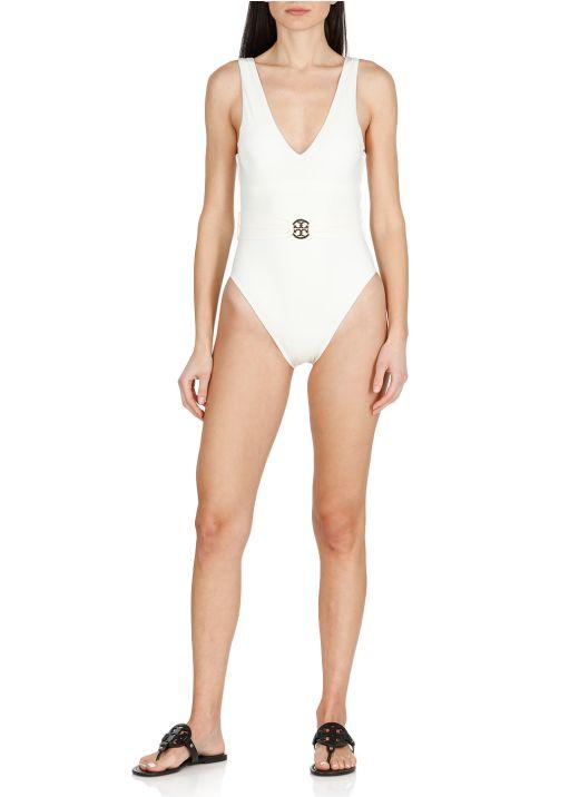 Miller plunge swimsuit
