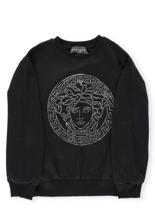 Medusa logo sweatshirt