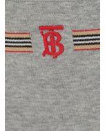 Iconic TB monogram socks