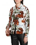 Quilted horse shirt