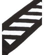 Diagonal print socks