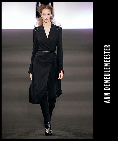 Ann Demeulemeester Fall Winter 2020