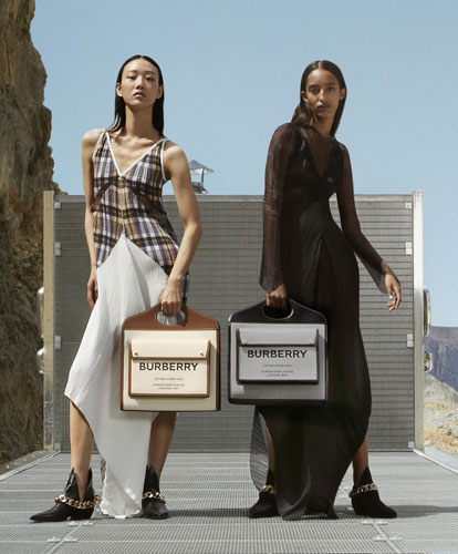 BURBERRY - Autumn Winter 2020 Pre Collection
